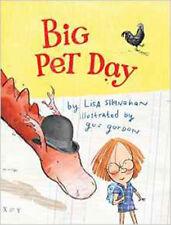 Big Pet Day, New, Lisa Shanahan Book