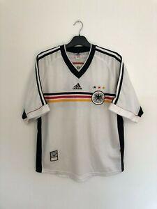 GERMANY 1998/00 Home Shirt Large L 1998/2000 98/00