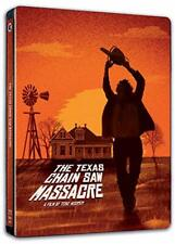 THE TEXAS CHAINSAW MASSACRE (40TH ANNIVERSARY STEELBOOK) [BLURAY]2K - NEW/SEALED