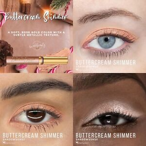 BUTTERCREAM SHIMMER ShadowSense SeneGence Creme to Powder Eyeshadow Full Size