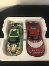 "Scalextric Porsche 911 GT3R & Dodge Viper ""Digital Chipped"" Slot Cars"