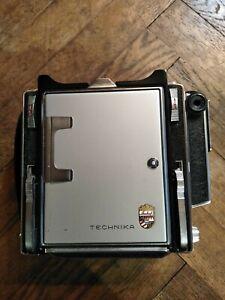 Linhof 4x5 Super Technika IV Black