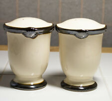 Certified International China (CIC) Large Salt & Pepper Shakers EXC (reduced)