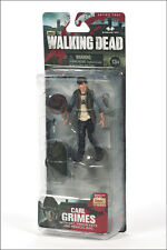 "CARL GRIMES THE WALKING DEAD TV SERIES 4, 5"" ACTION FIGURE MCFARLANE TOYS"