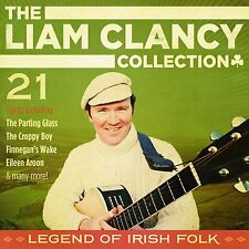 LIAM CLANCY - COLLECTION 21 TRACK CD NEW CLANCY BROTHERS