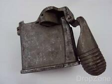 WWII Czech Military ZB26 / 30 Aluminium Magazine Loader & Canvas / Leather Case