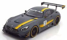 NOREV 2015 Mercedes AMG GT GT3 Presentation Salon Geneve 1:18 Dealer New Item!