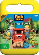 Bob The Builder - Chip Off The Old Block - Project Build It (DVD, 2005) Region 4