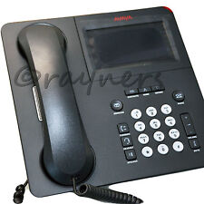 "(New; No Box) Avaya 9621G IP Gigabit IP Phone Colour 4.1"" Touchscreen 700480601"