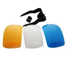 3-Color Pop Up Flash Diffuser for Canon EOS 1200D1100D1000D700D 600D 70D 7D 5D