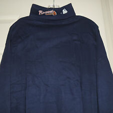 MLB Atlanta Braves Turtleneck Jersey Shirt L