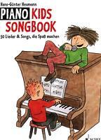 Klavier Noten : Piano Kids SONGBOOK leicht - leMi HEUMANN ED20602