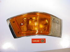 Triumph TR2000 1964 1965 1966 1967 NOS Lucas Right Front Park/Turn Lamp 52660 *