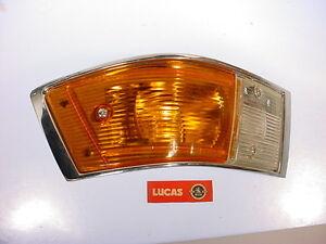 Park/Turn Lamp Fits Triumph TR2000 1964-1967 NOS Lucas Right Front  52660
