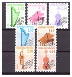 Frankreich 2808-10 +2739-42 Freimarken postfrisch