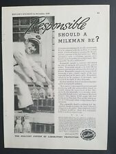 1936 sealtest how responsible should have milk man be bottles porch ad