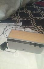 Sony XDR-S10DAB DAB Radio Digital DAB/FM with Original Power Supply.