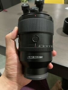 Mint Sony FE 135 1.8 GM lens