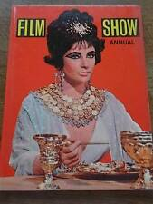 Rare 1962 FILM SHOW ANNUAL Illustrated 1960s TV Celebrities 60s FAB Condition