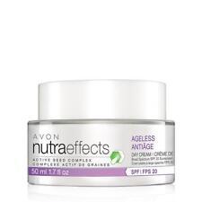 Avon Nutraeffects Active Seed Complex Ageless Day Cream Spf 20 Sunscreen Nib