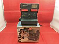 Polaroid 600 One Step AutoFocus Instant Film Camera +Box