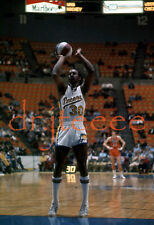 1975 ABA George McGinnis INDIANA PACERS - 35mm Basketball Slide