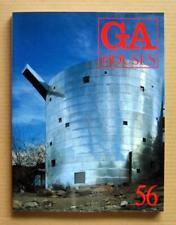 GA Houses #56, R.M.Schindler, William Bruder, Steven Ehrlich, Richard Meier.
