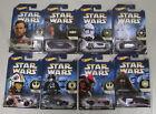 MATTEL HOT WHEELS Disney Star Wars 2015 Walmart Exclusive Complete Car Set NEW