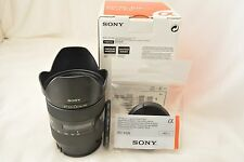 #896 Sony DT 16-105mm F/3.5-6.3 SAL16105 A Mount With Box, Hood etc. From Japan