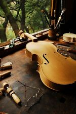Make, Repair, and Restore Violins and Bows (5 Complete PDF eBooks on a CD)