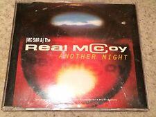 MC SAR & The Real McCoy - Another Night - CD Single