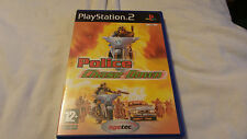 PLAY STATION 2 GAME POLICE CHASE DOWN