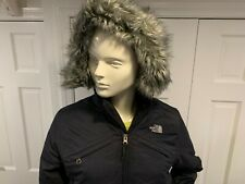 The NORTH FACE Girls Arctic Jacket! Polka Dot Hood w/ Fur ***ON SALE***