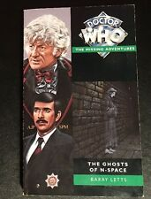 Dr Doctor Who The Ghosts of N-Space by Barry Letts (1995, MA # 7)