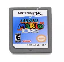 Nintendo Super Mario 64 DS Game Card for 3DS NDSI DSI DS US Seller