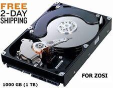 NEW 1000GB 1TB Hard Drive Internal SATA 3.5 ZOSI DVR Compatible