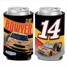 Clint Bowyer 2018 Rush Truck Centers Can Cooler 12 oz. NASCAR Koozie