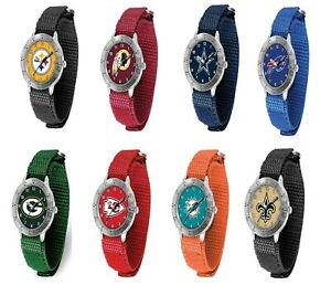 NFL Football Tailgater Youth Watch  * Pick Your Team *