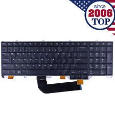 New Keyboard for Dell Alienware M17X M18X R5 Backlit Keyboard Laptop