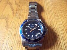 Modern Bulova  Marine Star Divers Mens Wrist Watch