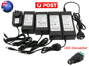 AC 240V TO DC 24V 1/2/3/4/5/6/7A Transformer Power Supply Adapter For LED Strip