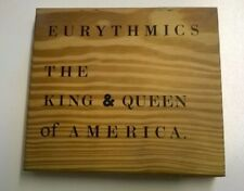 Eurythmics The King & Queen Of America Ltd CD Single in numbered wooden box