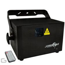 Laserworld Laser Stage Lighting Single Units