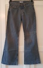 TOMMY HILFIGER HIPSTER BOOTCUT JEANS - Size 28 - Leg 30 inches