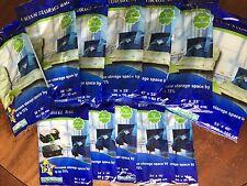 Set of 12 VACUUM STORAGE BAG JUMBO XLARGE LARGE MEDIUM AND TRAVEL COMBO