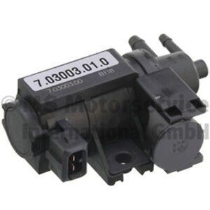 Druckwandler Turbolader PIERBURG 7.03003.01.0 für LANCIA ALFA FIAT DELTA 159 2 3