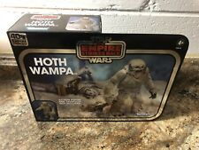 EMPTY BOX Star Wars Black Series Wampa Exclusive Hologram Foil
