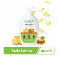 Mamaearth Vitamin C Body Lotion with Vitamin C & Honey for Radiant Skin – 400 ml