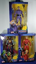 NECA Defenders Of The Earth The Phantom, Flash Gordon & Ming The Merciless.