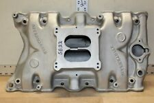 New ListingVintage Offenhauser 5822 360 Intake Manifold 330, 350, 403 Oldsmobile V8 Engines
